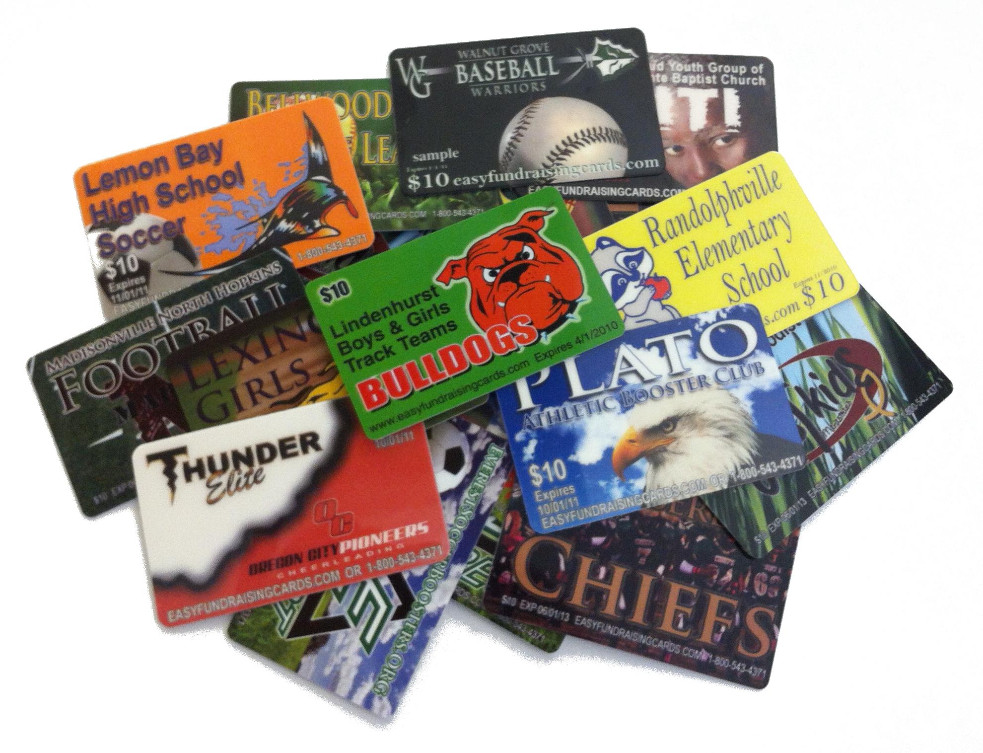 Design of discount card - Diy Fundraising Discount Cards Unique Design