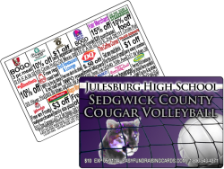 High-School-Volleyball-Fundraising-Cards