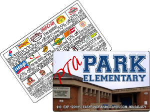 Fundraising Cards for Schools